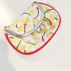 Accessories - NEW Burt's Bees mini coin/lip purse